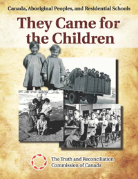 Cover Page: They Came For The Children