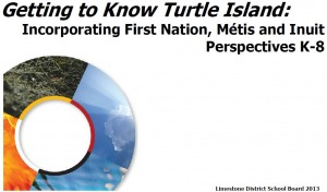getting to know turtle island